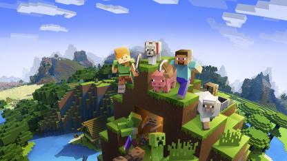 Minecraft и Mario Kart8 Deluxe возглавили свежий чарт британской розницы