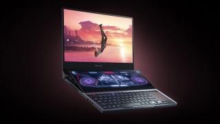 Представлен двухэкранный геймерский ноутбук ROG Zephyrus Duo15