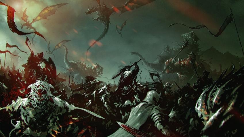 Поклонники «Властелина колец» работают над модом для Total War: Attila