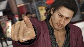 Yakuza4 выходит на PS4 в январе