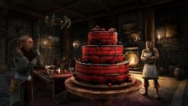 Игроков The Elder Scrolls Online накормят тортом и завалят подарками
