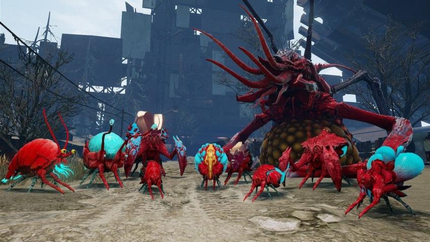 Отечественную игру Project Genom можно будет купить в «раннем доступе» Steam