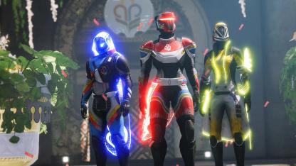 На следующей неделе в Destiny 2 стартуют Игры Стражей