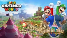 В парках развлечений Nintendo и Universal может появиться реальный прототип Mario Kart