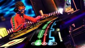 DJ Hero с подставкой для пульта