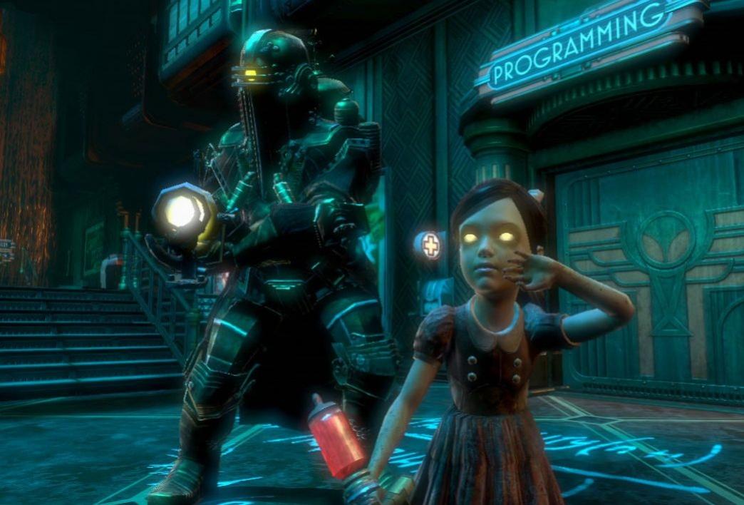 РС-версию BioShock2 не будут дополнять