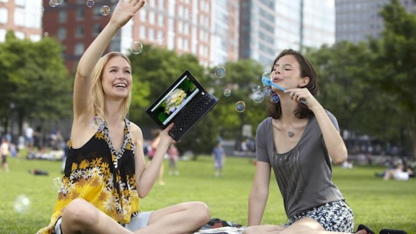 Samsung готовит нетбук с аккумулятором на 14 часов