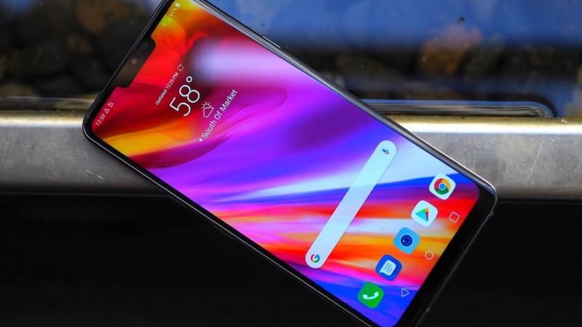 Смартфон LG G8 ThinQ оснастят «звучащим» OLED-дисплеем