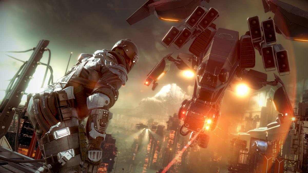 PlayStation4 уже близко: смотрите прямую трансляцию игры в Killzone: Shadow Fall (обновлено)