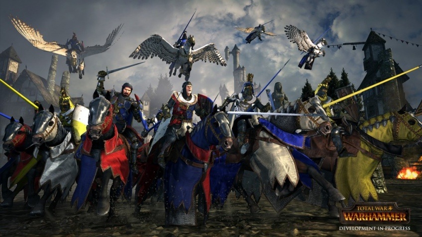 Total War: Warhammer установила рекорд по числу проданных копий