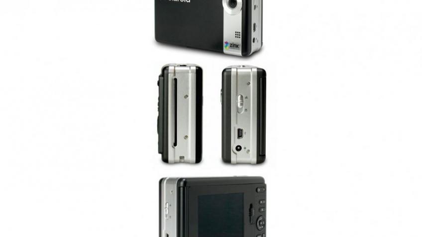 CES 2009: Polariod представила камеру-принтер