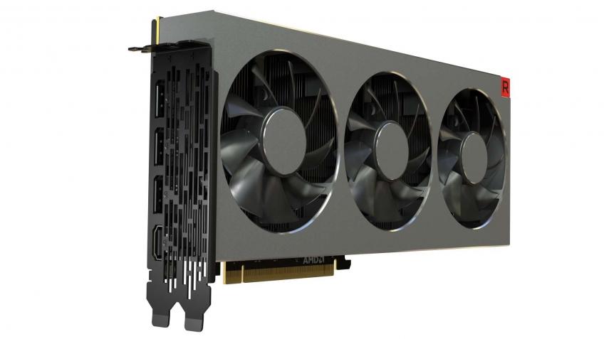 Видеокарта Radeon VII получит собственное ИИ-сглаживание