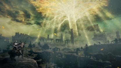 В Elden Ring будут вышки, они помогут отыскивать подземелья