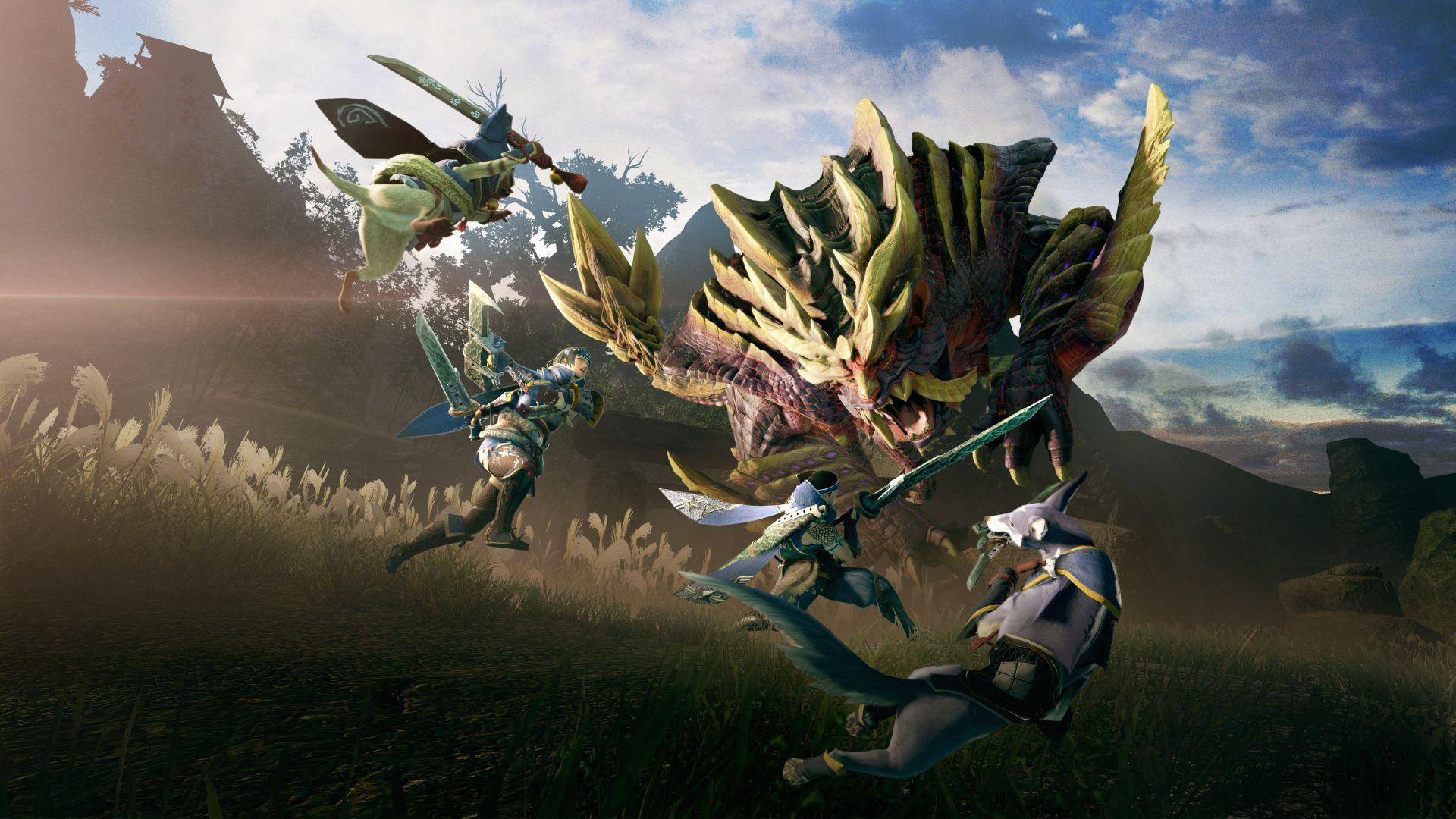 PC-версия Monster Hunter Rise не получит кроссплея со Switch