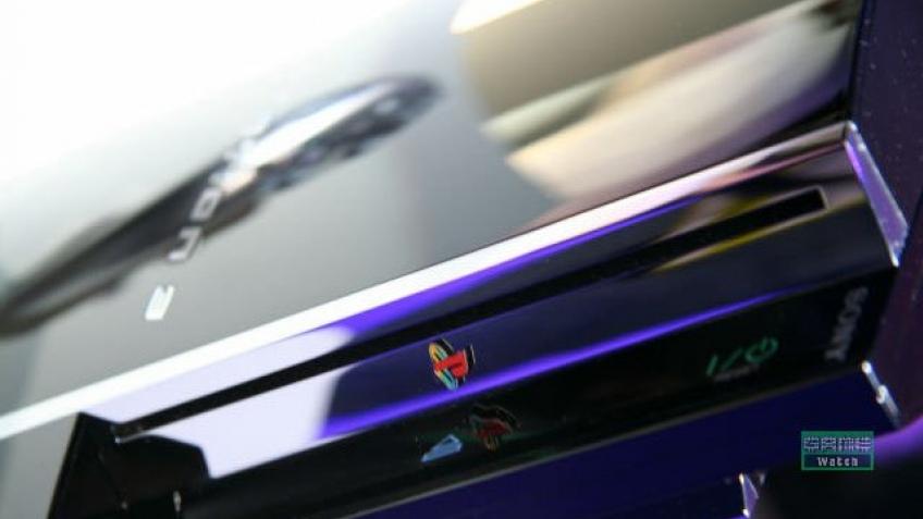Запуск PS3: приставка в первые минуты