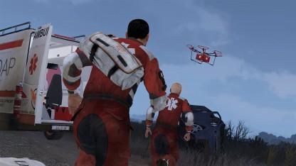 Новое дополнение для Arma 3 позволит сыграть за гуманитарного работника