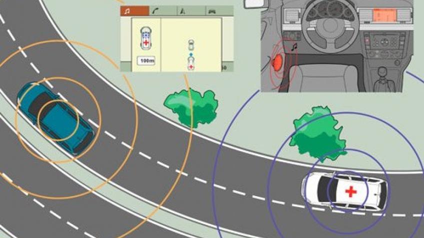 Wi-Fi между автомобилями
