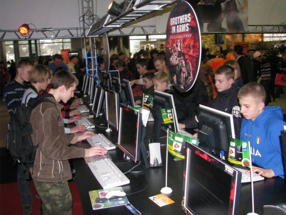 Компьютеры USN на службе геймеров