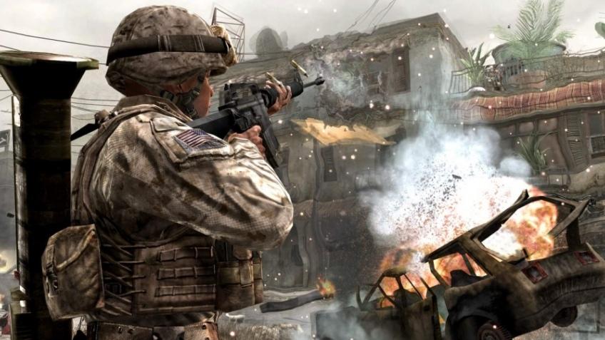 Activision намекнула на скорый анонс новой Call of Duty