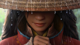 Вышел дебютный трейлер мультфильма Disney «Райя и последний дракон»