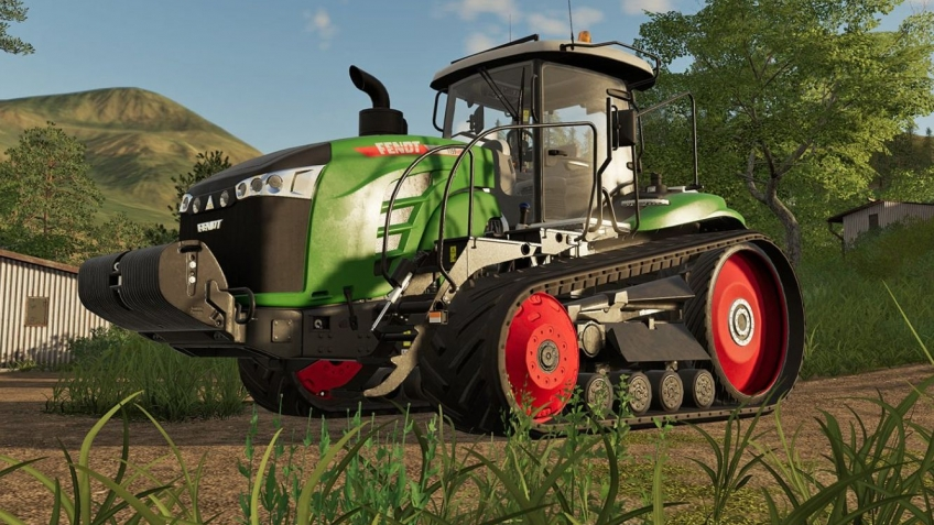 Farming Simulator19 ушла «на золото»