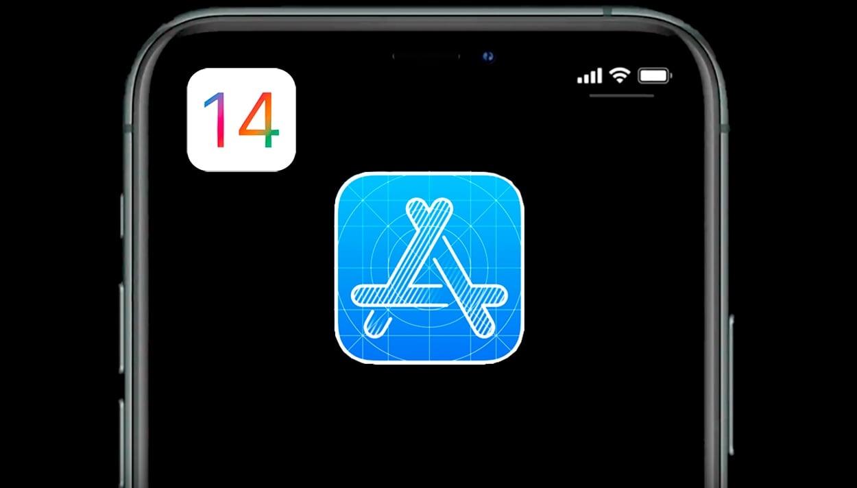 Утечка: в iOS14 можно будет запускать приложения без установки
