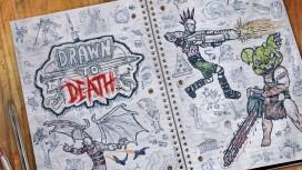 Дэвид Яффе показал полчаса геймплея Drawn to Death