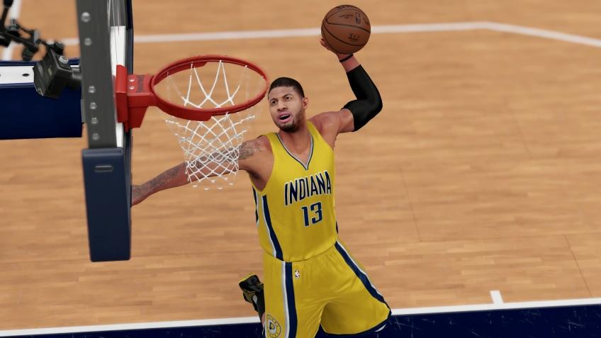 В новом трейлере NBA 2K17 нашлось место Imagine Dragons