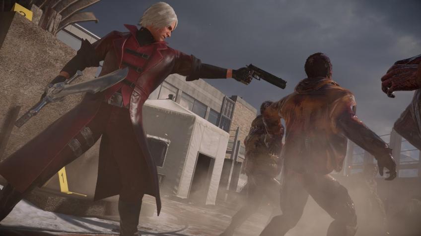 Новый режим для Dead Rising4 превратит Фрэнка Уэста в Данте из Devil May Cry