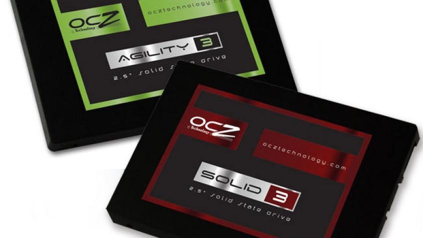 OCZ готовится расширить линейку SSD Agility 3