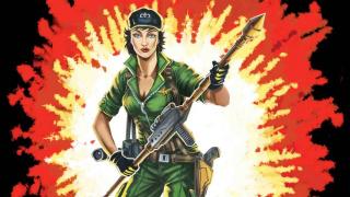 Amazon разрабатывает сериал о Леди Джей из G.I. Joe