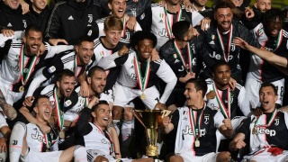 Футбольный клуб «Ювентус» переехал из FIFA в серию PES