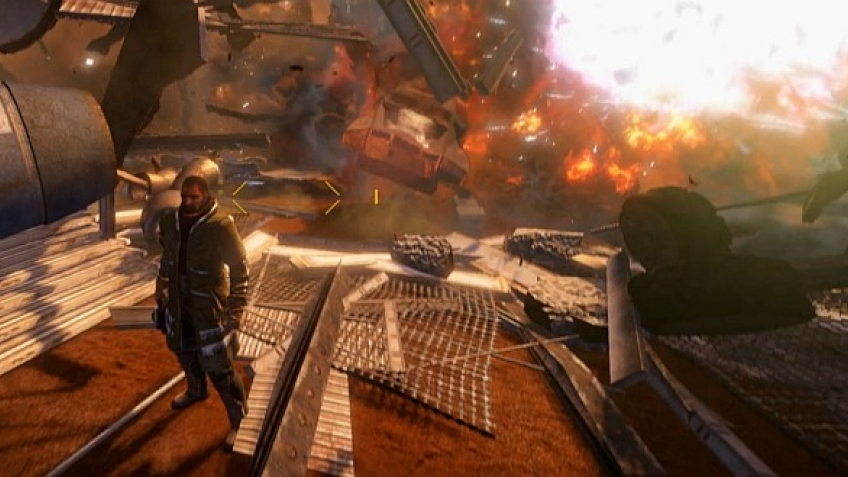 У ремастера Red Faction: Guerrilla теперь есть дата релиза и трейлер