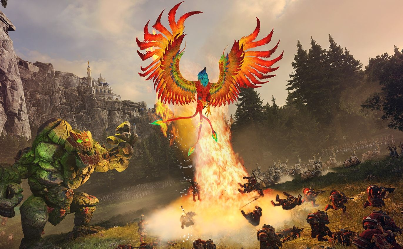 Авторы Total War: Warhammer2 анонсировали дополнение The Warden & The Paunch
