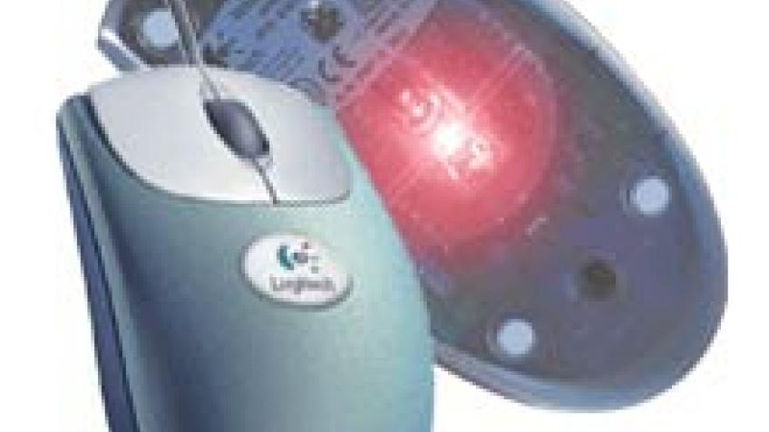 Оптические мыши от Logitech: они еще и дергаются...