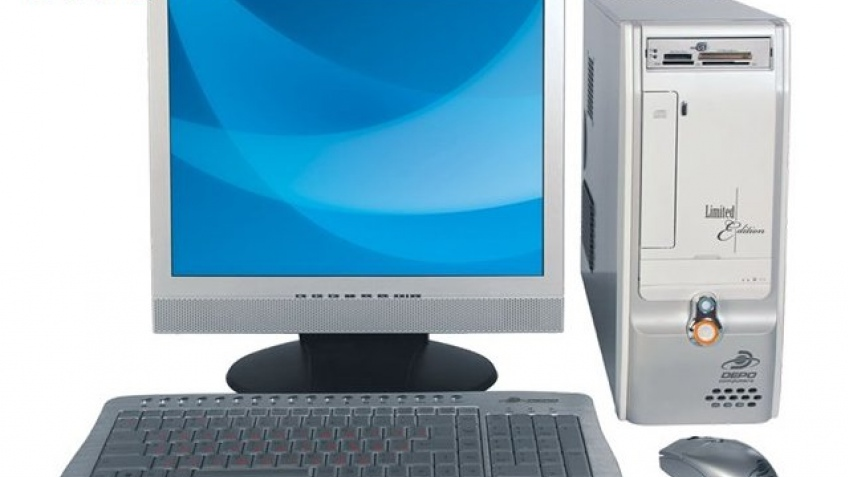 Новый компьютер от DEPO