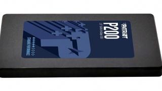 PATRIOT анонсировала выпуск новых SSD P200