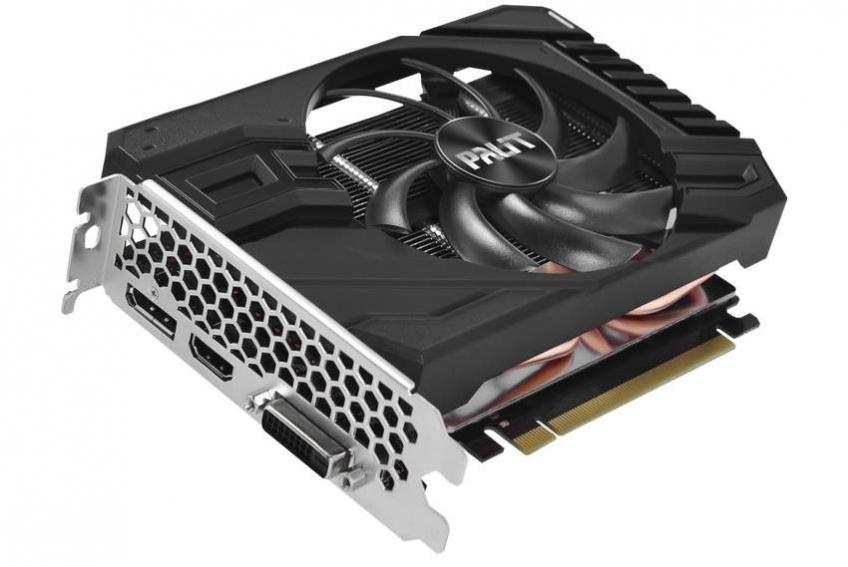 В российских магазинах появились видеокарты GeForce GTX 1660 Ti