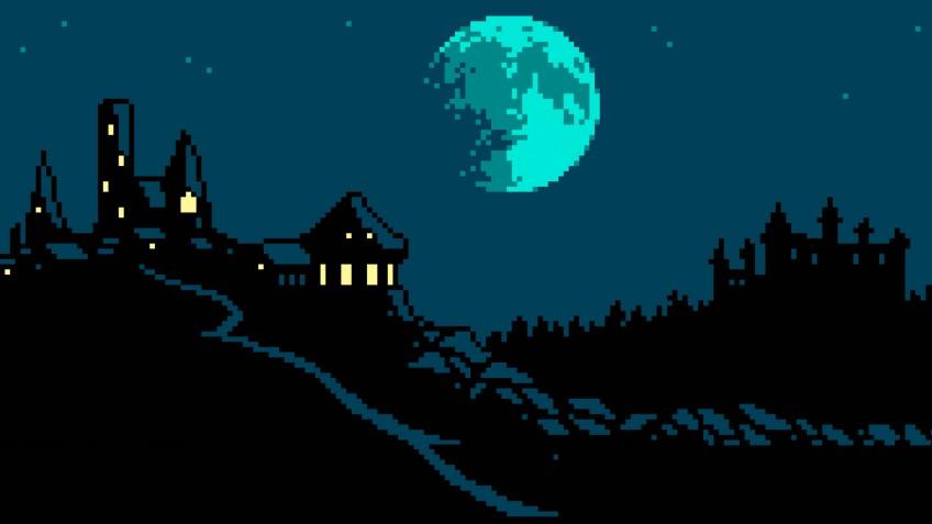 Вышел анонсирующий трейлер Castle In The Darkness2