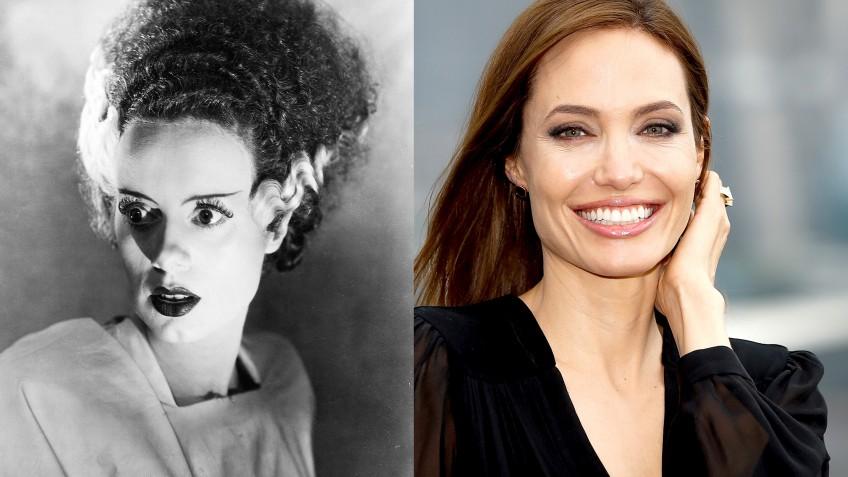 «Невеста Франкенштейна» с Анджелиной Джоли до сих пор в разработке