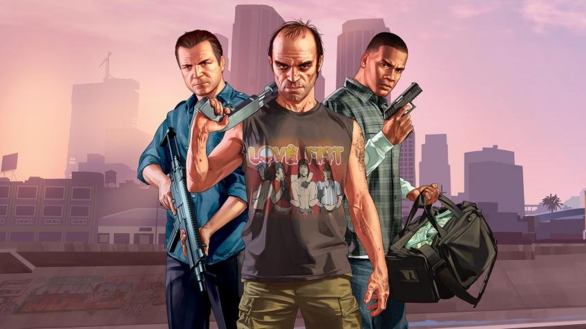 Создатели «Во все тяжкие» показали дебютный трейлер сериала по GTA
