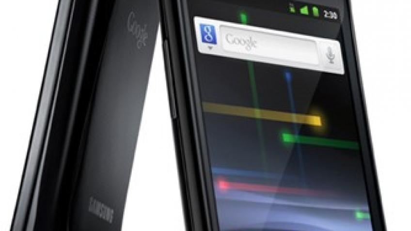 Google представила смартфон Nexus S на основе Android 2.3