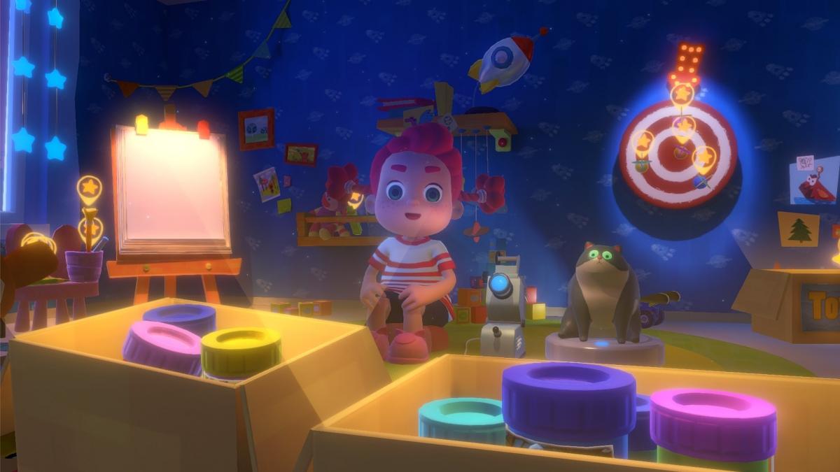 В Steam вышла российская игра «Волшебный фонарь VR»