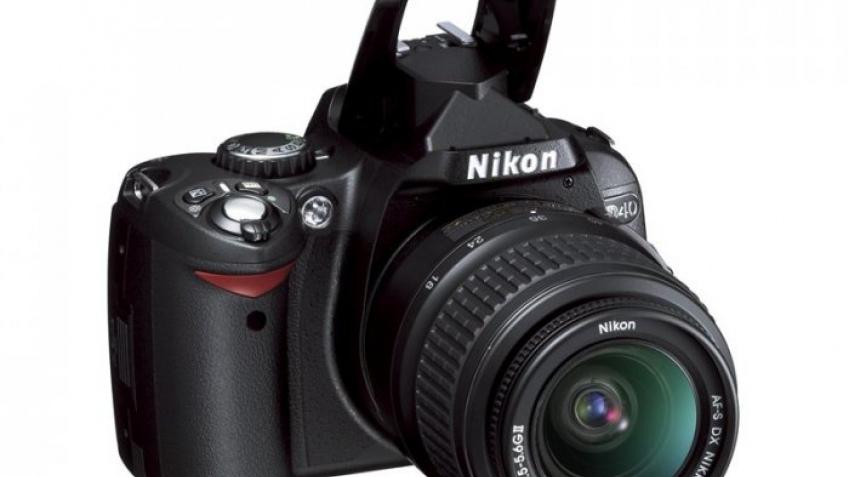 Дешевая зеркалка от Nikon