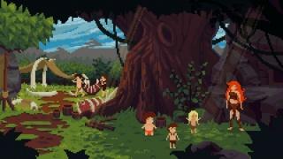 В немом квесте Theropods игроков ждут динозавры и инопланетяне