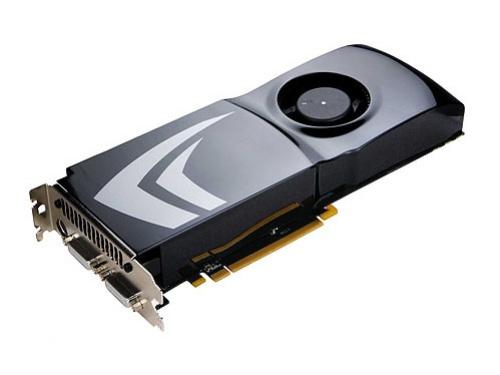 NVIDIA готовит GeForce 9800 GTX+