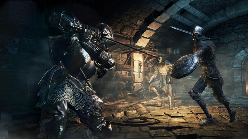 Новый геймплей Dark Souls3 с закрытого стрима утек в сеть