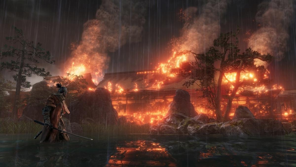 По продолжительности Sekiro: Shadows Die Twice сравнима с Dark Souls и Bloodborne