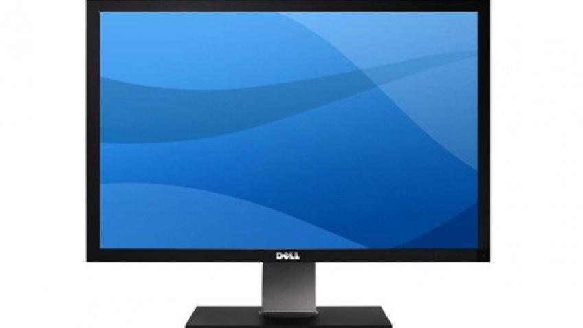 Dell начала продавать 30-дюймовый монитор с IPS