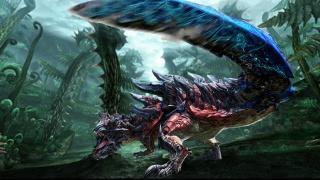 13 минут геймплея Monster Hunter World: Iceborne — бой с Glavenus и горячие источники
